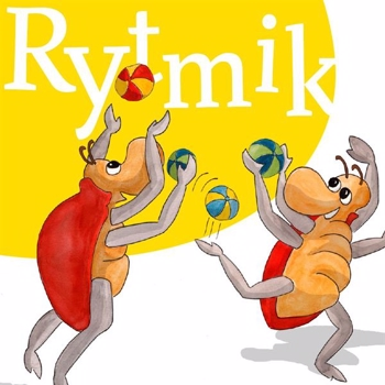 Rytmik  1-2 år - start man. d. 19. aug. kl. 10!